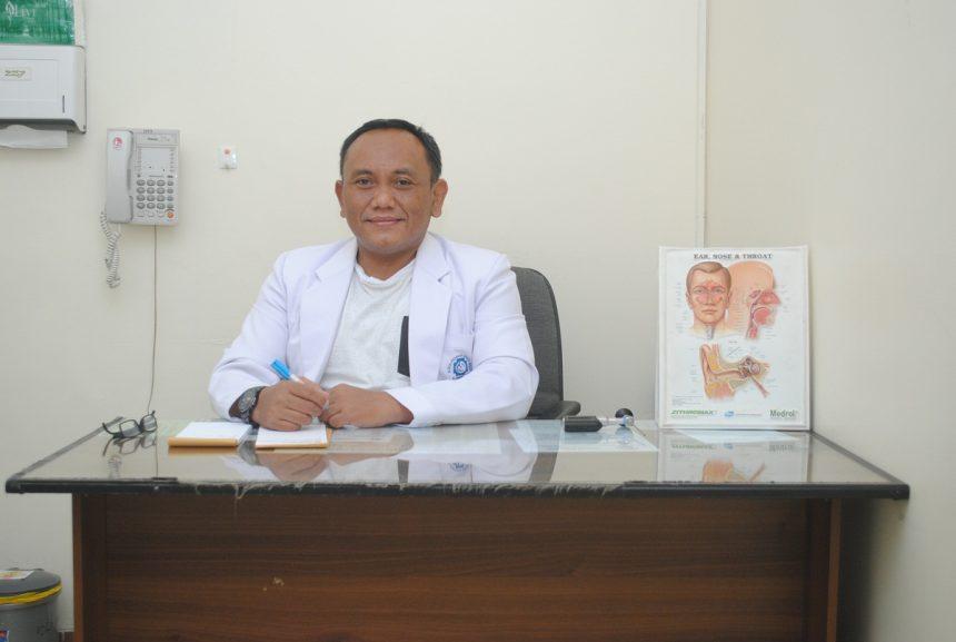 dr. Agus Sugicharto, Sp.THT