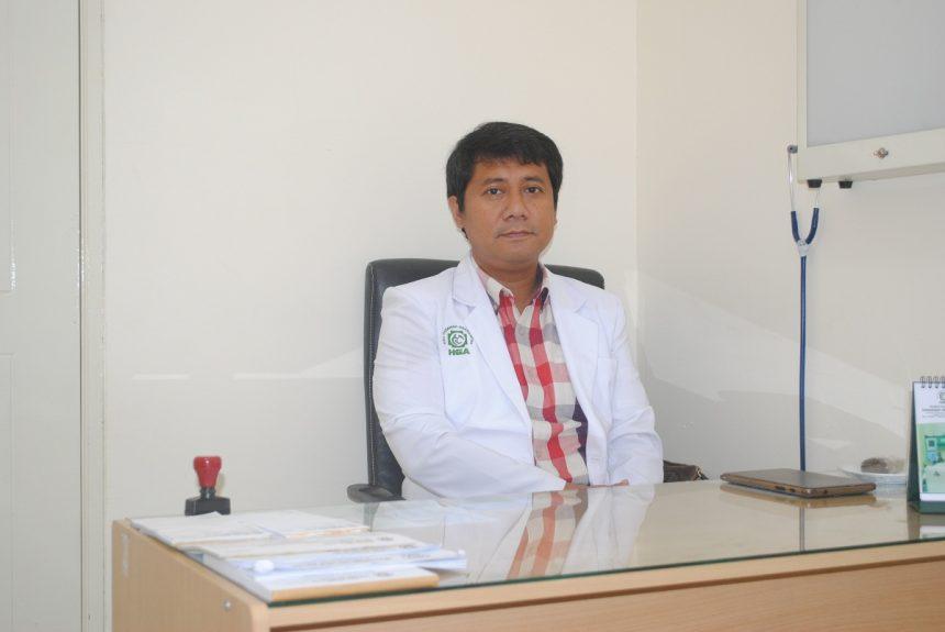 dr. Catur Banuaji, Sp. S