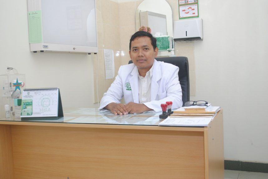 dr. Gatot Sudiro Hendarto,Sp.P
