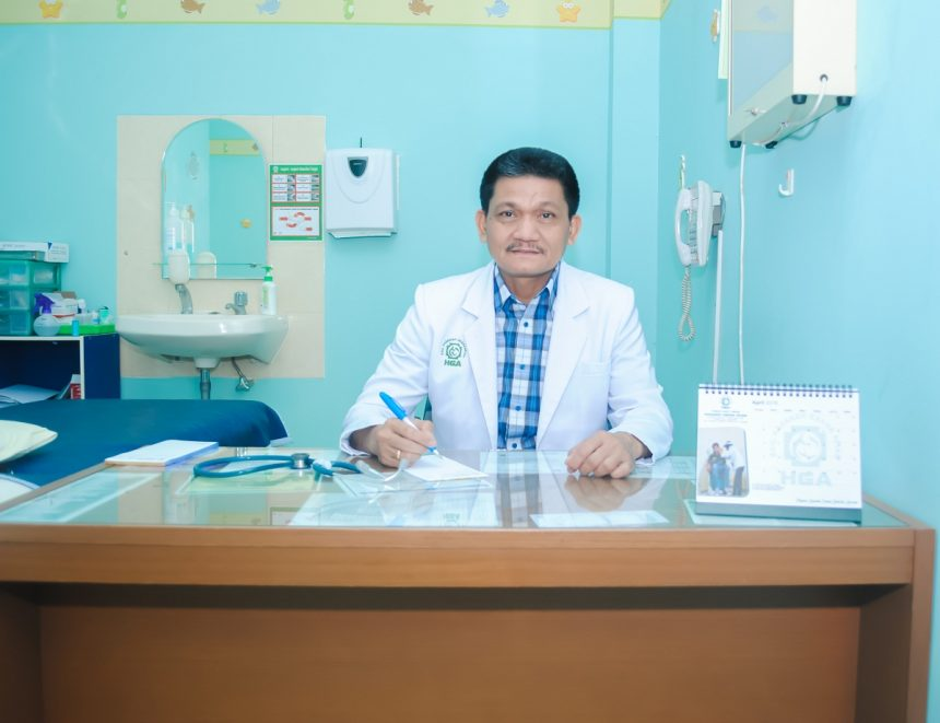 dr. Harry Mulia, Sp.A