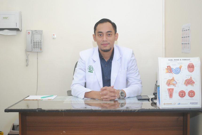 dr. Herly Permadi Agoeng, SpTHT-KL