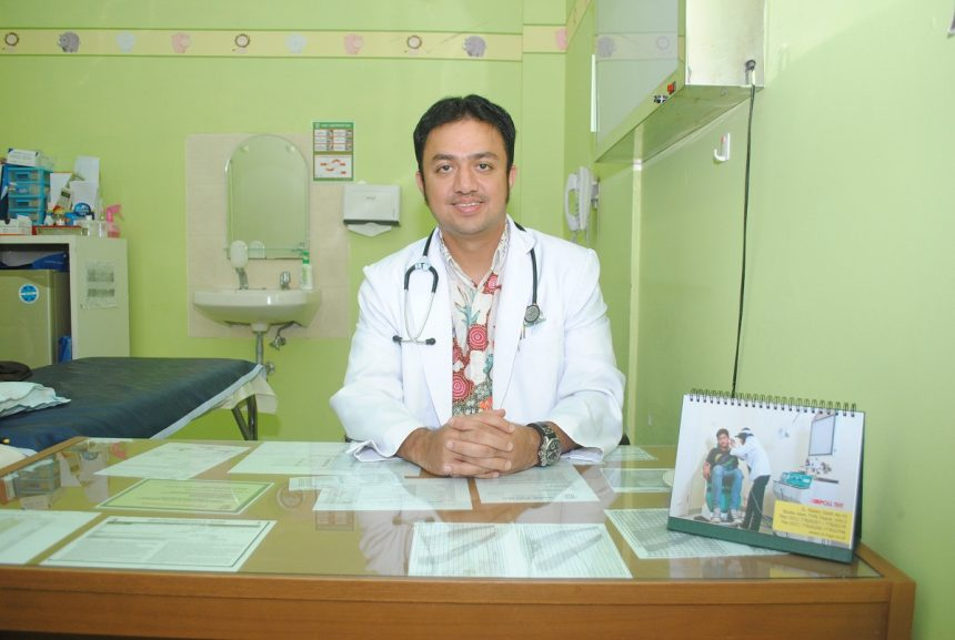 dr. Farabi El Fouz, M.Kes, Sp.A