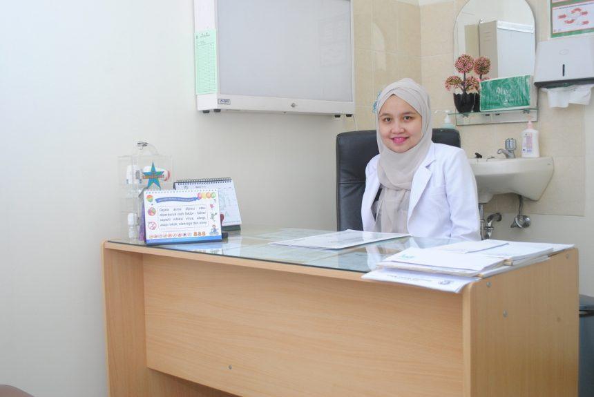 dr. Indah Rahmaini, M.Ked, Sp.P