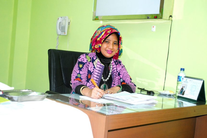 dr. Tri Lestari, Sp.A