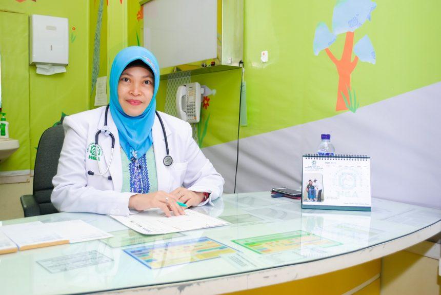 dr. Rianita Syamsu, Sp.A