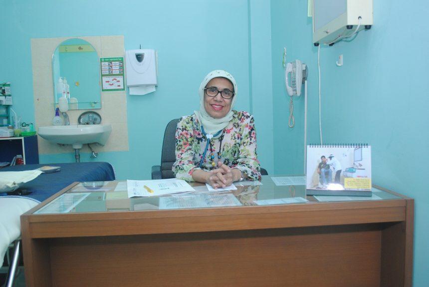 dr. Huda Hilman, Sp.A