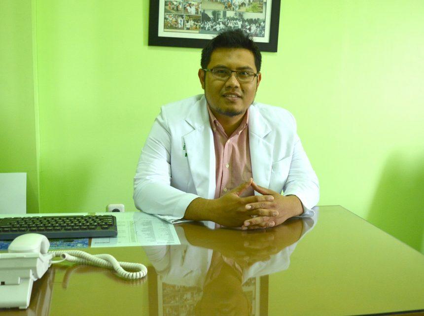 dr. Adimas Nofrianto Bayuadji, Sp.OT