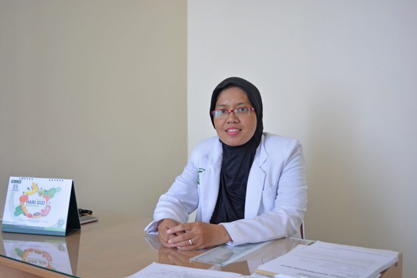 dr. Laeli Andita, Sp.KJ, M.Kes