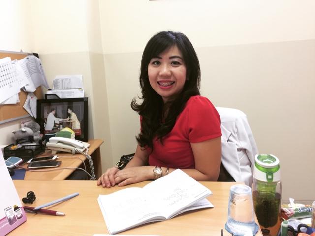 dr. Jolanda Refanya Labora, Sp.OG