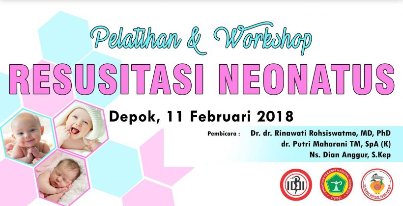 "Pelatihan & Workshop ""RESUSITASI NEONATUS"""