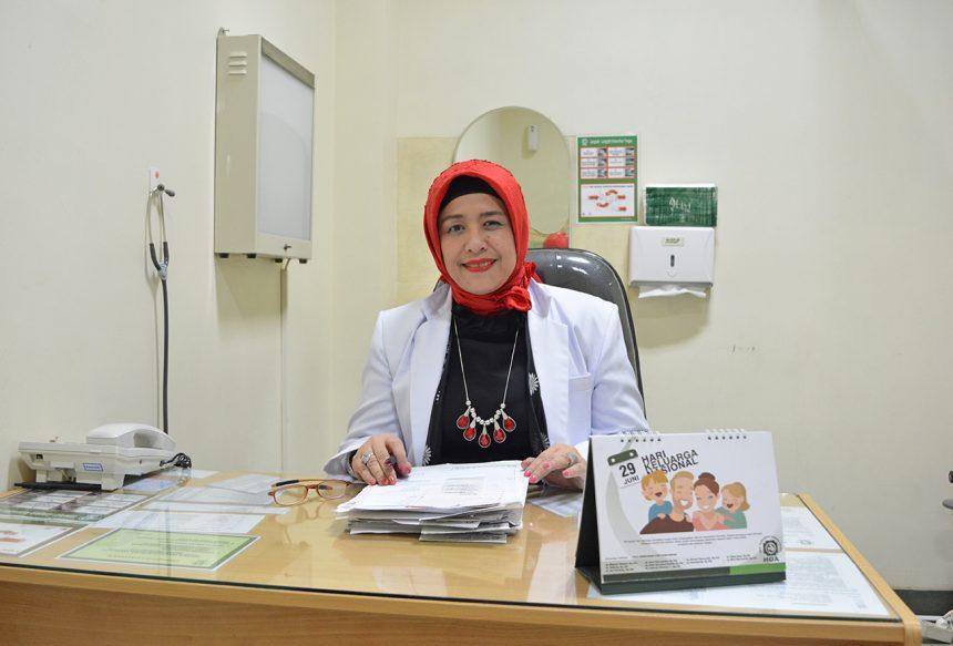 DR. dr. Tirza Z Tamin, Sp.KFR (K)