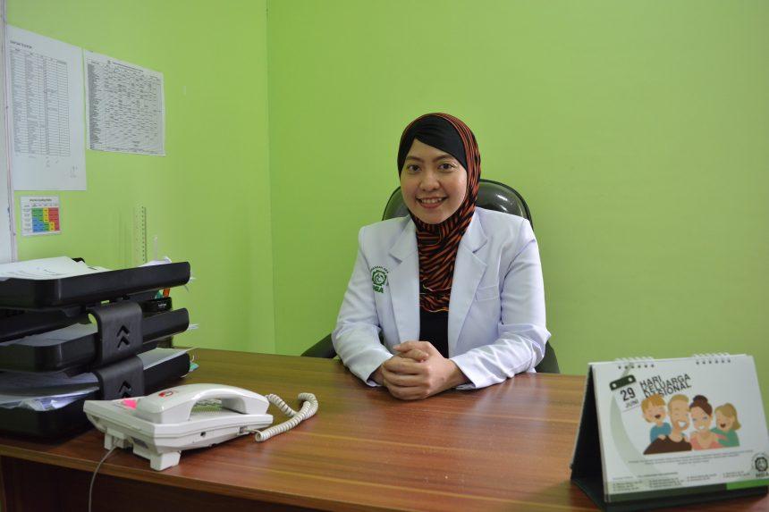 dr. Andhinna Rusmardiani Q, Sp.OG