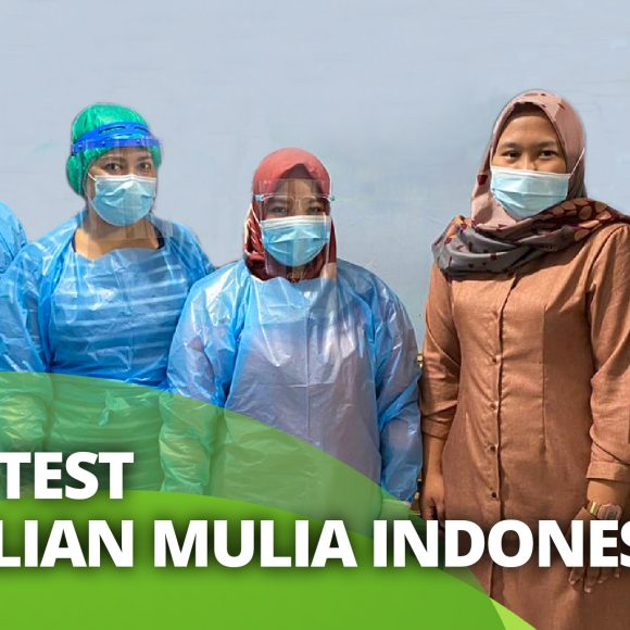Screening Rapid Test PT. Dalian Mulia Indonesia