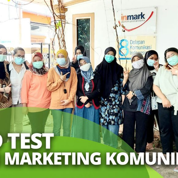 Screening Rapid Test PT. Inti Marketing Komunika